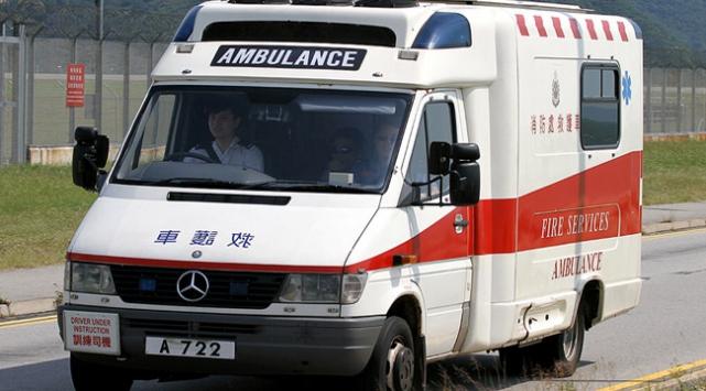 Bizimkiler duymasın: Çin'de ambulanslar 'taksimetre' ile hizmet verecek