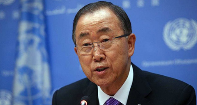 BM'den Halep çağrısı
