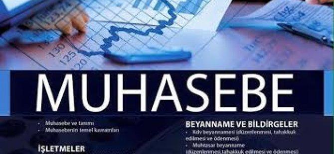 KAUSEM, Muhasebe Kurs  kayıtları başladı