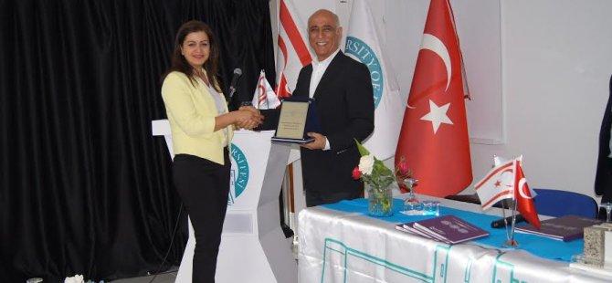 Belenco Şirketi, Girne Üniversitesi'nde seminer verdi