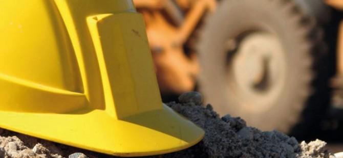 Lefkoşa'da iş kazası, 2 işçi yaralı