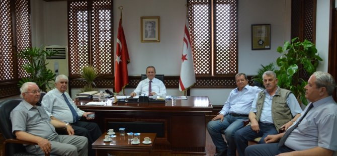 """Ataoğlu, """"Bölgenin kalkınması için çalışmalar başlatılacak"""""""