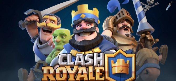 Clash Royale güncellemesi dengeleri değiştirecek!