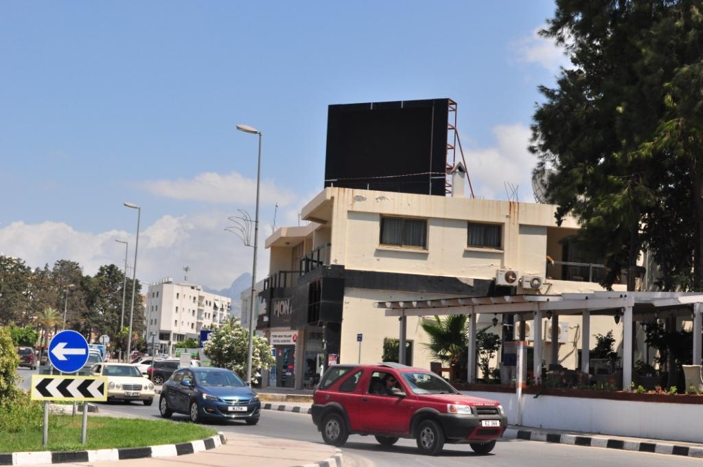 Girne'de Akdeniz TV Polemiği