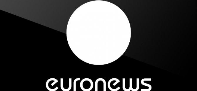 Euronews'ten küstah tweet