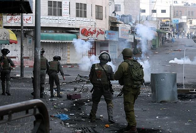Batı Şeria'da çatışma