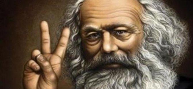 Karl Marx 198 yaşında!