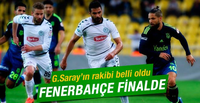 Galatasaray'ın rakibi Fenerbahçe oldu