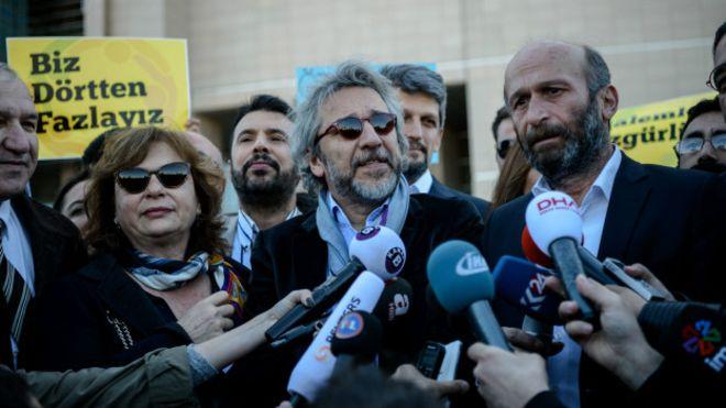 MİT TIR'ları davasında karar duruşması