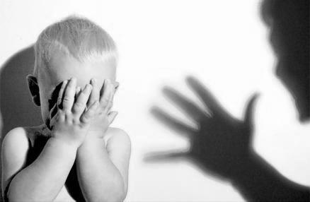 3 yaşındaki bebeğe işkence!