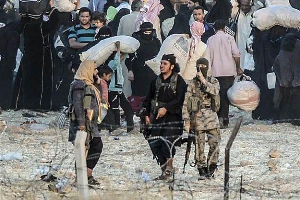Gaziantep'de Türkiye - IŞİD çatışması!
