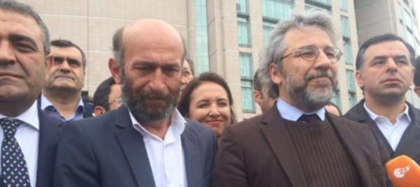 Can Dündar'ın 6 Mayıs vurgusuna hakimden tepki