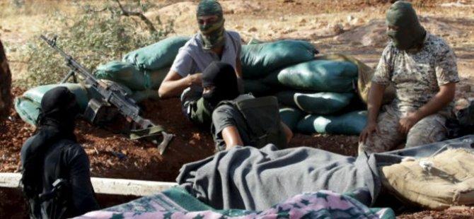 Halep'te şiddetli çatışmalar: 73 ölü
