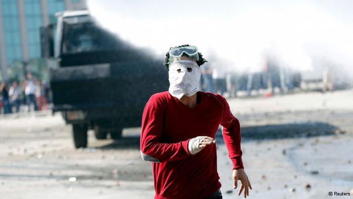 Gezi Parkı'na Yeniden Şiddet