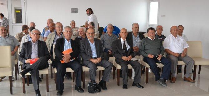 Erenköy Mücahitler Cemiyeti, Genel Kurulu gerçekleşti