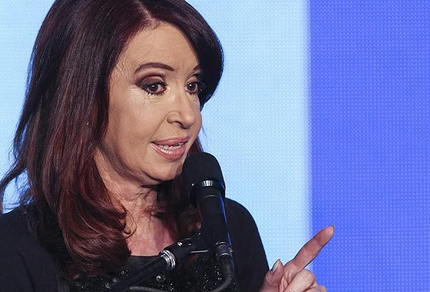 Cristina Fernandez 1 ay dinlenecek