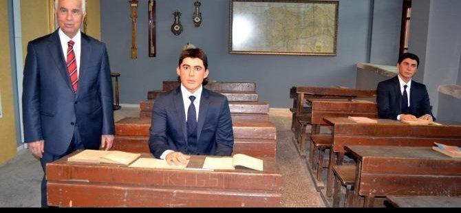 3'üncü Cumhurbaşkanı Eroğlu, Cumhurbaşkanları sınıfında