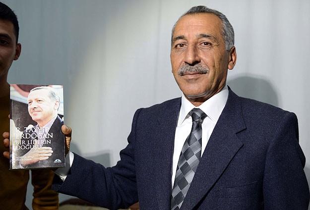 Başbakan Erdoğan cezaevi arkadaşını ziyaret etti