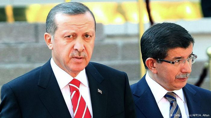 'Türkiye'nin sorunu Erdoğan'