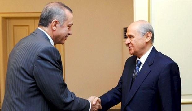 AKP-MHP koalisyonu mu geliyor?