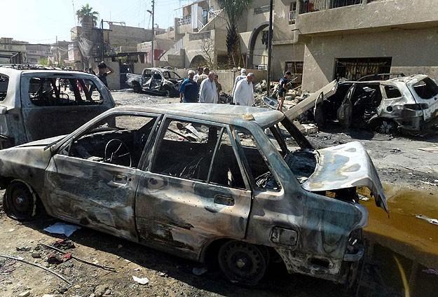 Irak'ta bombalı saldırılar: 14 ölü, 46 yaralı