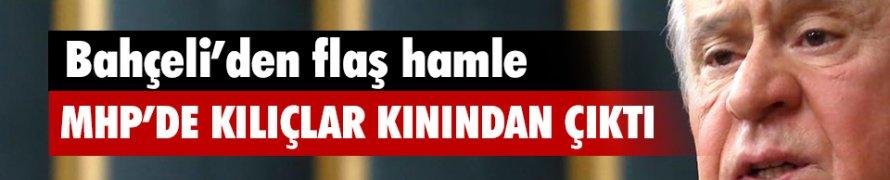 MHP 4 Başkan adayını disipline gönderdi