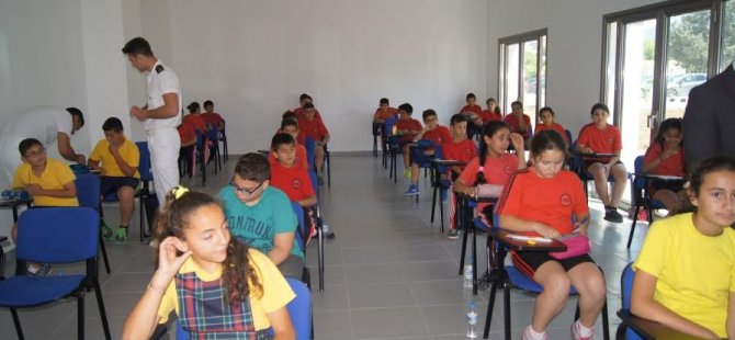 14 İlkokul Ve 150'ye Yakın Öğrenci Yarıştı…