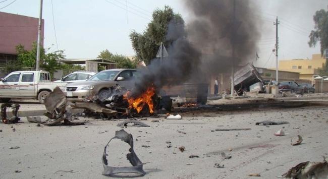 Irak'ta intihar saldırısı: 12 ölü