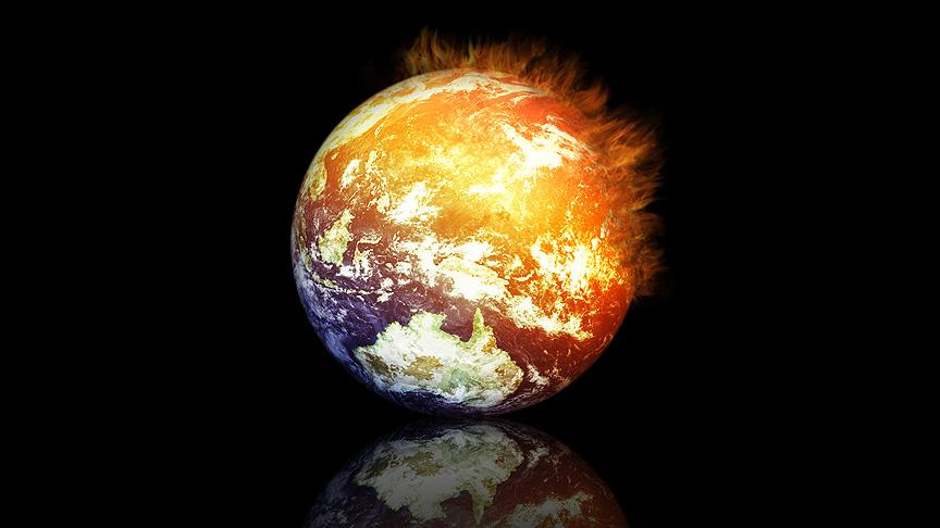 Yeryüzü cayır cayır yanıyor