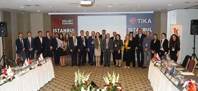 KKTC Rekabet Kurulu, İstanbul'da sunum yaptı