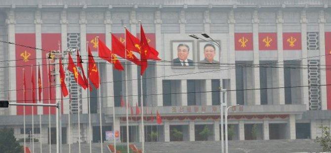 Kuzey Kore'de 36 yıldan sonra şaşaalı kongre!