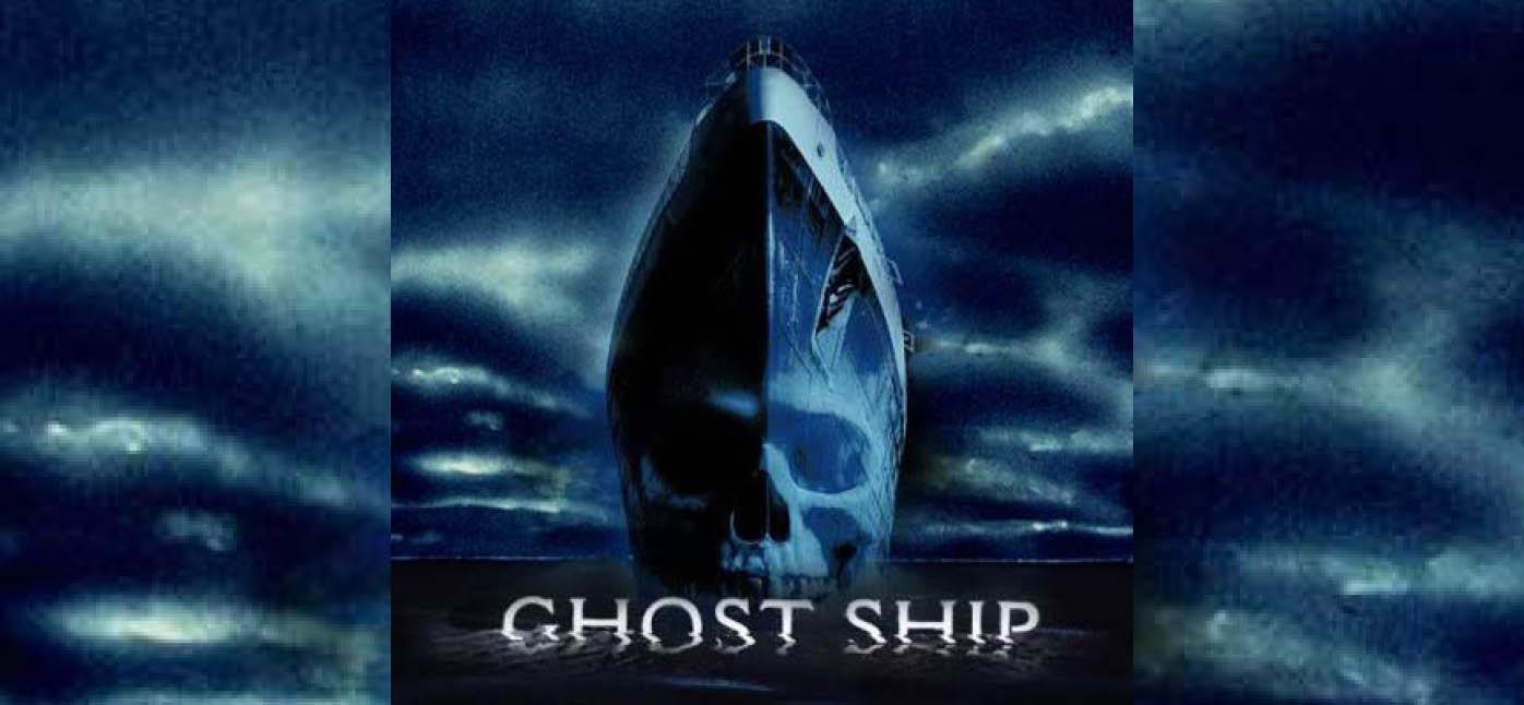 Filmlerdeki 'hayalet gemi' gerçek oldu!