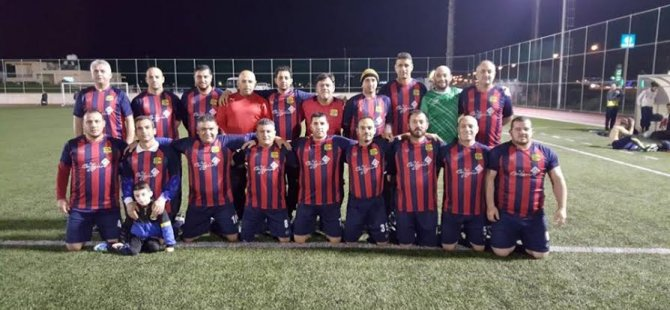 KKTC Marmara Futbol Mastereri İzmir Yolcusu