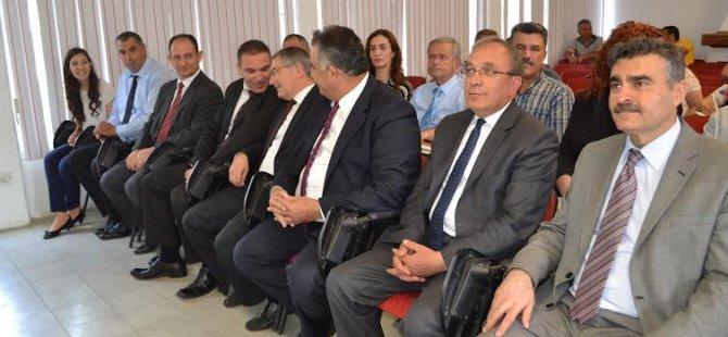 Çavuşoğlu:, ''Kooperatifleşmeyi sonuna kadar destekliyoruz''