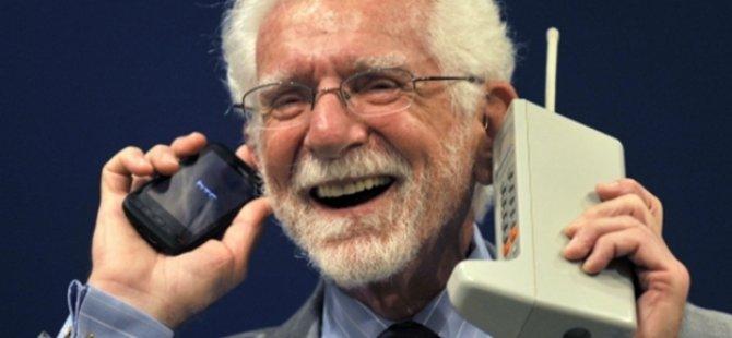 Cep telefonunun mucidinden açıklama var!