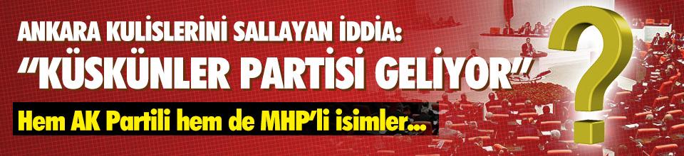Ankara'da bomba kulis!