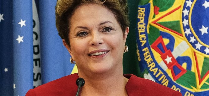 Brezilya'da Rousseff görevden azledildi