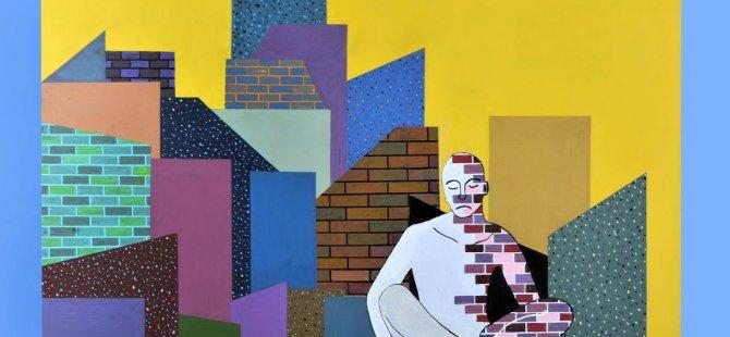 """Gazi Yüksel'in """"Duvarlarımız"""" konulu sergisi açılıyor..."""