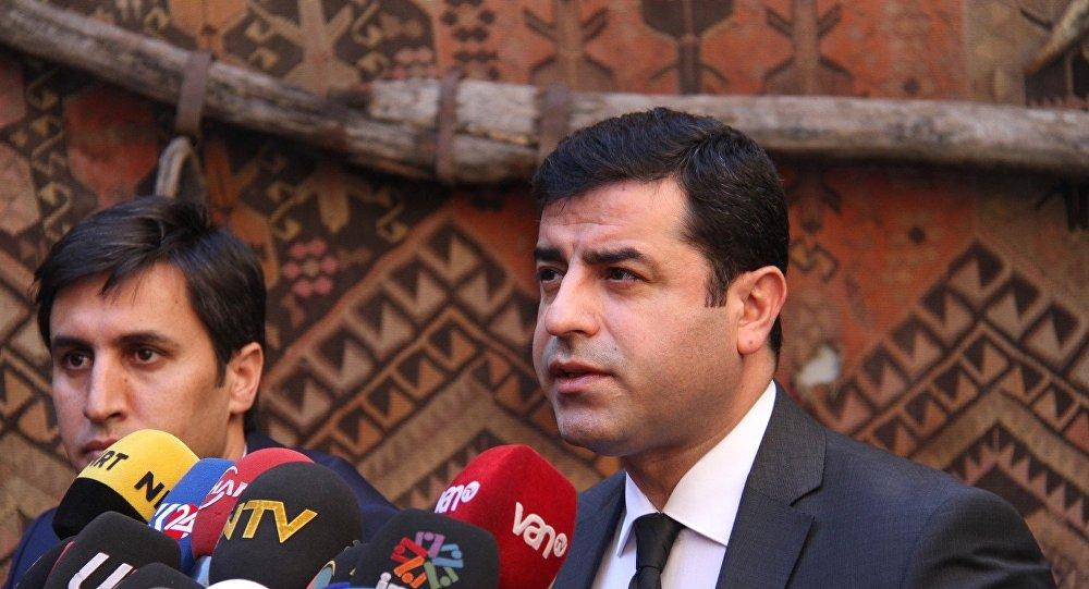 Demirtaş'tan ikinci parlamento açıklaması