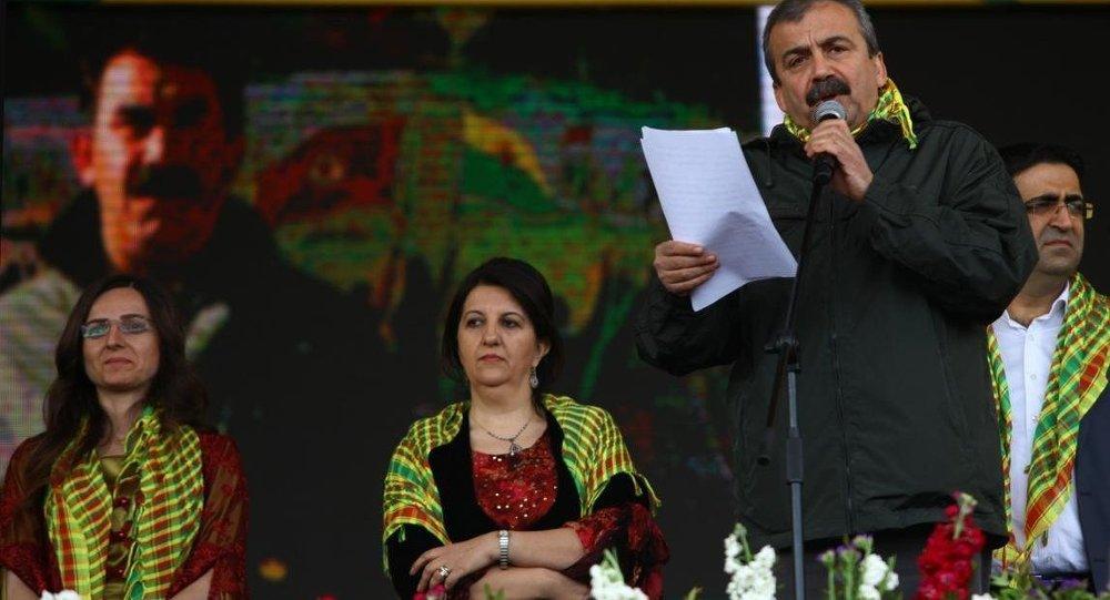 Öcalan'dan selam getiren HDP'li Önder hakkında fezleke