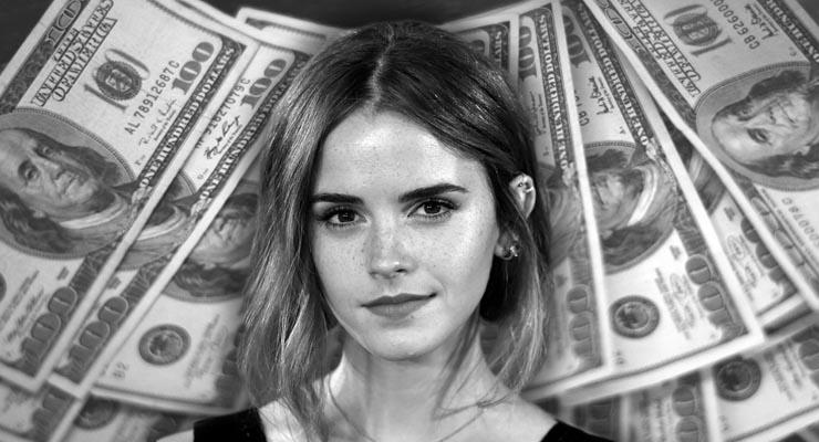 Oyuncu Emma Watson da Panama Belgeleri'nde