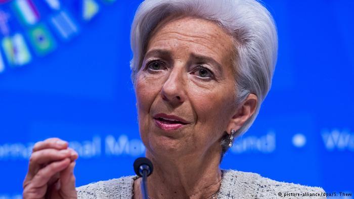 Lagarde'ın açıkladığı rakamlar dudak uçuklattı: 2 trilyon Euro'ya yakın rüşvet