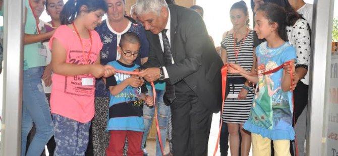 Yeşilyurt Özel Eğitim Merkezi Kermes ve Sergi Düzenledi