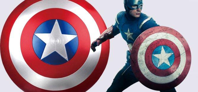 Captain America'nın kalkanı gerçek oldu!
