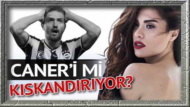 Caner Erkin'in sevgilisinden Beşiktaş paylaşımı