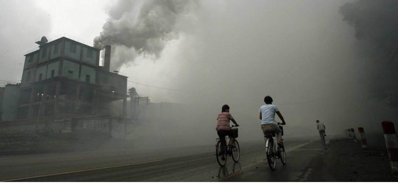 'Hava kirliliği 7 milyon can alıyor'