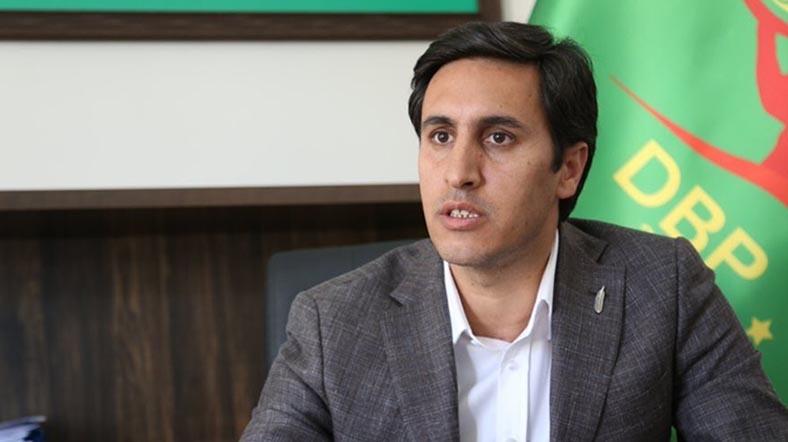DBP Eş Başkanı Kamuran Yüksek tutuklandı