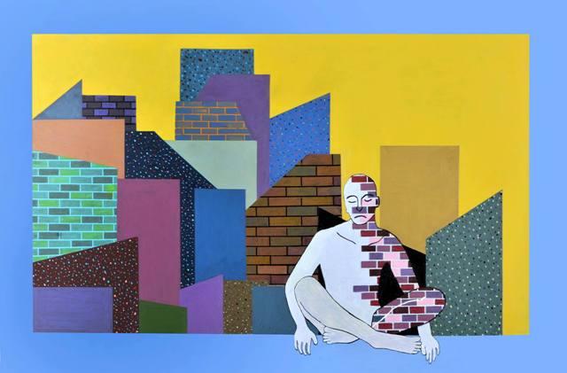 YDÜ Öğrt.Görv. Gazi Yüksel'in Birinci Resim Sergisi Sanatseverlerle buluşuyor