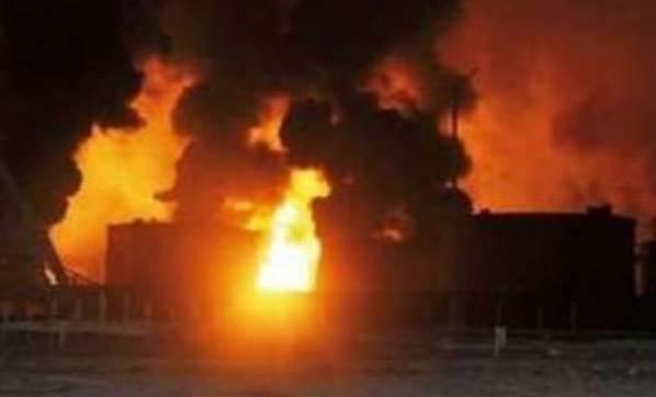 Lefkoşa'da Kuruyemiş dükkanına bombalı saldırı