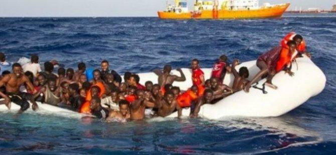 """""""AB insan kaçakçılığıyla mücadelede başarısız"""""""